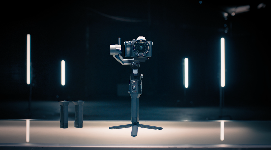 DJI - On the Set with Ronin-SC