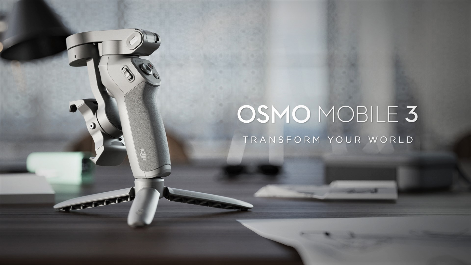 Osmo Mobile 3 - Imagination Unfolded